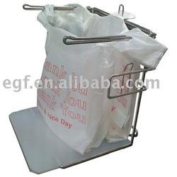 T-shirt Bag Rack / T-shirt Bag Stand / T-shirt Bag Holder