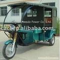 3 motocicleta roda de carro de passageiros