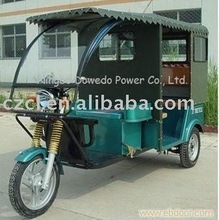 3 wheel motorcycle car for passenger