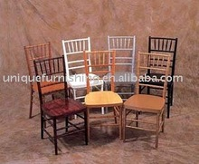 Various Color Chiavari Chair Rental