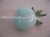 Celadon Incense Powder Jar