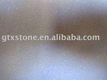 Artificial stone sandblasted