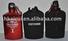 FDA approved bpa free promotional aluminum drinking bottle