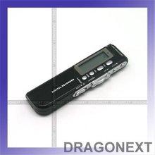 2GB Digital Senisitive Voice Sound Audio Recorder & MP3 Cassette Player USB Drive