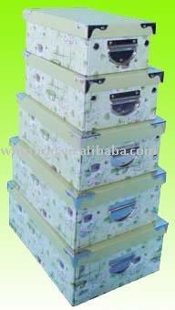Homemade Cardboard Magazine Box - Instructables.com