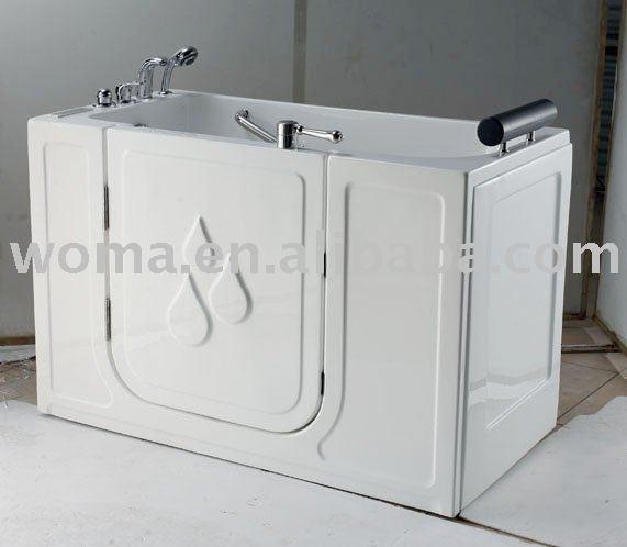 safe bathtubs for seniors home improvement