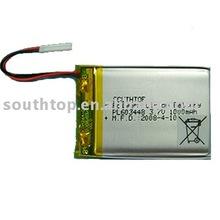 rechargeable li-ion battery 3.7V 1000mah