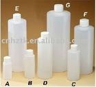 16 oz Plastic Bottles w/Screw-On Caps