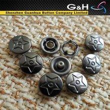 children garment accessory metal button