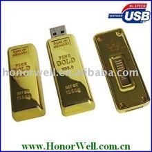 new oem gold bar 8gb memory stick usb 3.0 pen drive