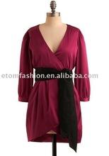 Sexy Silk Kimono EL0195