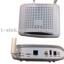HSUPA/HSDPA 3G Wireless Router/gateway with WiFi directly SIM slot