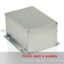 Extruded Aluminum Enclosures (Heat Sink Cases) 35B-42