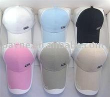 embroidery cotton cap;cotton baseball cap;sports cap
