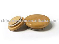 wooden lid