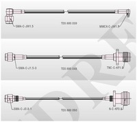 RF Coaxial Cable Assembly/Jumper Cables/Cable Assemblies