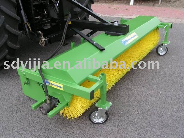 Hydraulic 120/160/180 snow sweeper