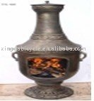 WOOD STOVE OUTDOOR STOVE CAST IRON STOVE