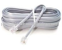 1.8m Modem / Router Cable (RJ11 to RJ11) (4 core)