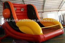 inflatable basketball, basketball toys,inflatable shooting