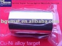 Copper Nickel Alloy Target
