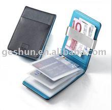 Hot money clip holder,Gents Wallet,Promotional card holders