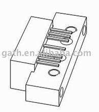 BGY887-860 MHz, 21.5 dB gain push-pull amplifier IC