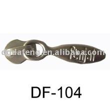 new design Metal Zipper in promotiom&gift