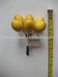 artificial flower artificial fruit lemon