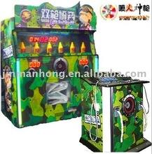Arcade Machine-Double Shooting(6 bottles)