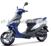 HY50QT-4 motorbike