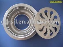 anti ordor stainless steel shower drain