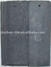 Japan grey cment concrete roofing tile 420*330mm