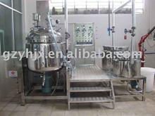 YHX-1500L Cheese Vacuum Emulsifier