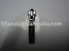 Fashion metal zipper slider
