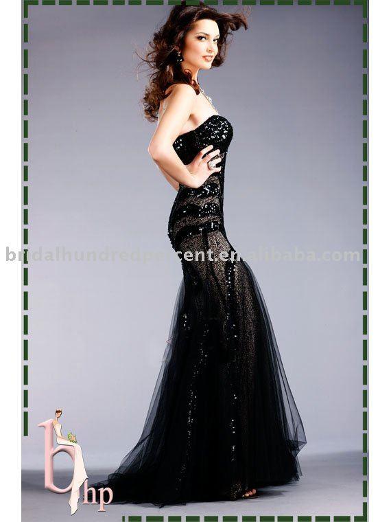 Straight Prom Dress