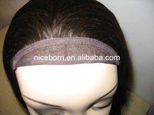 Virgin hair Kosher wig