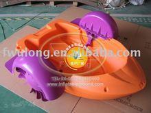 aqua children paddle boat toy