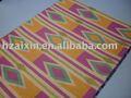 100% algodão tecido africano cera golden sands tecido sunshine sentimento