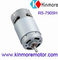 R/C models Motor(RS-790SH) with RoHS compliance