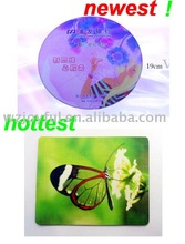 2011 new style factory customize mouse pad