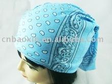 Fabric head wrap