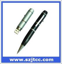 USB Flash Drive Laser Pointer Ball Pen Laser Pen USB Flash Memory Pen USB Flash 2.0