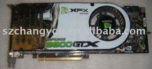 Pvt80fshf9 xfx geforce gtx 8800 768mb 384-bit gddr3 pci express x16 tarjeta de vídeo