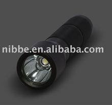 Aluminium led torch light