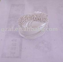 Resin Wedding Craft,Wedding Jewellery Box