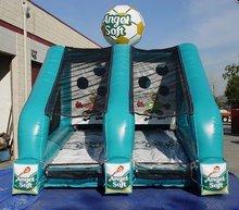 Inflatable amusement sport fun football baseball soccer game