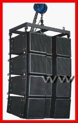 LA series Professional audio, line array speaker system