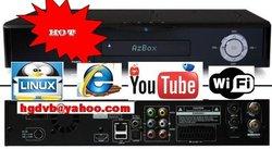 AZBOX HD Premium | HD Premium / Elite to Africa Middle east Europe