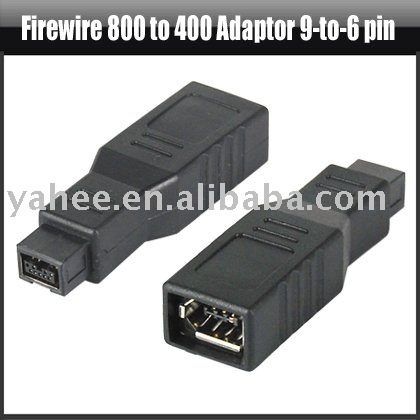 Firewire 800 To 400 Adapter -